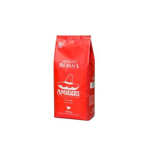 AMIGOS ROSSA szemes kávé 250g
