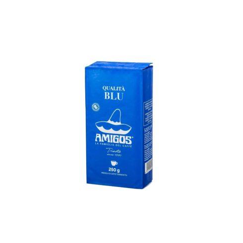 AMIGOS QUALITA BLU őrölt kávé 250g