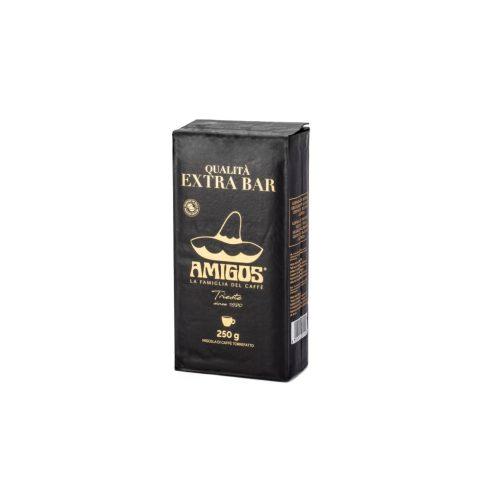AMIGOS EXTRA BAR őrölt kávé 250g
