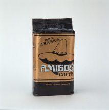 AMIGOS 100% Arabica kotyogók kedvence őrölt kávé 250g