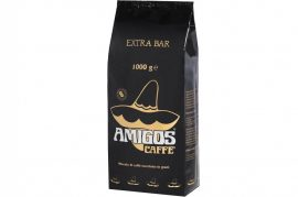 AMIGOS EXTRA BAR szemes kávé 1000g