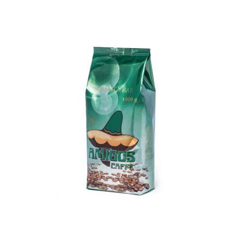 AMIGOS QUALITA BAR szemes kávé 1000g