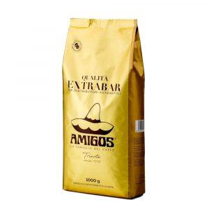 AMIGOS EX-BAR DISTRIBUTORI szemes kávé 1000g