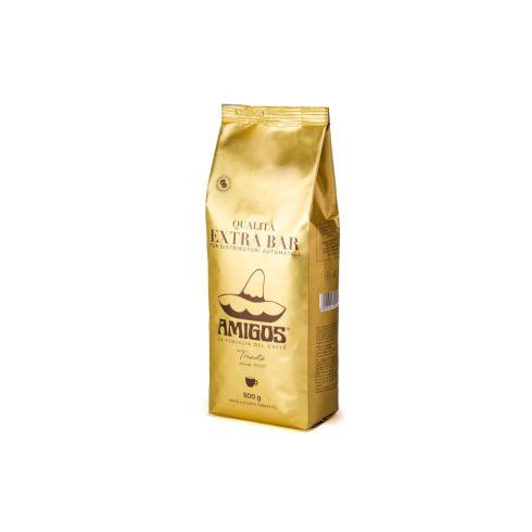 AMIGOS EX-BAR DISTRIBUTORI szemes kávé 500g