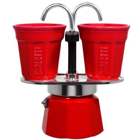 BIALETTI Mini Express kotyogós kávéfőző, 2 adagos