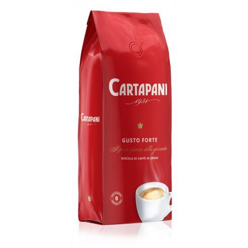 CARTAPANI GUSTO FORTE szemes kávé 1000g