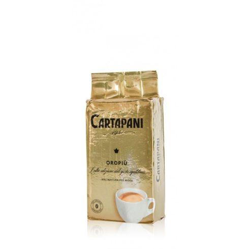 CARTAPANI Oro Piú őrölt kávé 250g