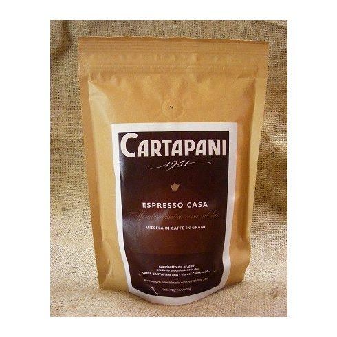 CARTAPANI ESPRESSO CASA szemes kávé 250g