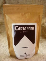 CARTAPANI Supremo szemes kávé 250g