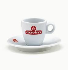 COVIM espresso csésze és alj