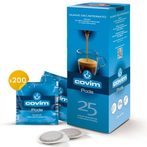 COVIM koffeinmentes E.S.E. pod kávépod