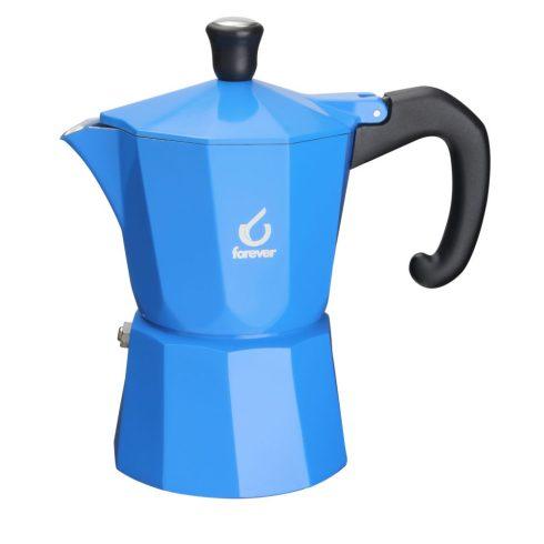 FOREVER Miss Moka Super Colori 1 csészés kotyogó Kék