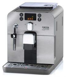 Gaggia BRERA silver automata kávéfőző gép