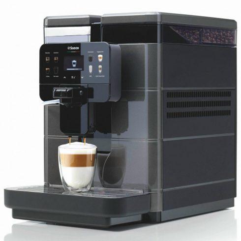 SAECO ROYAL GRC Gran Crema automata kávégép, fekete 230/SCH 8920HD