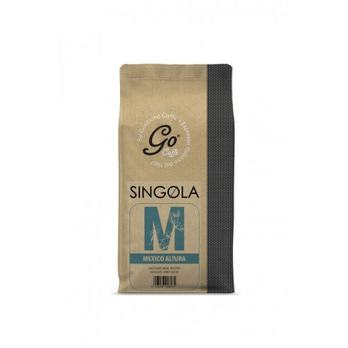GO MEXICO ALTURA single origin szemes kávé 500g