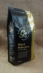 GO CAFFÉ Black Selection szemes kávé 500g - új összetétel