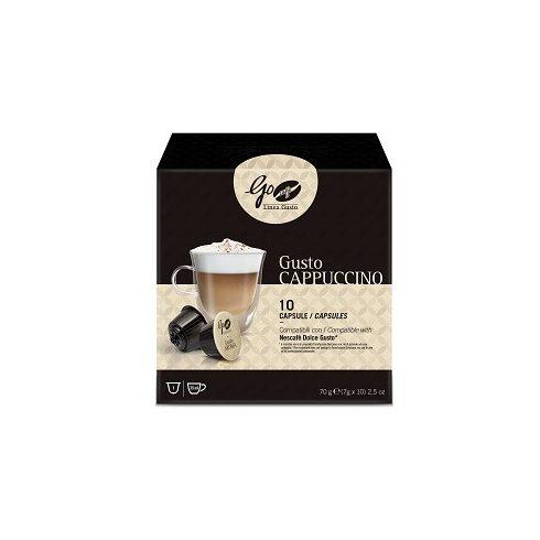 GUSTO CAPUCCINO kávékapszula - 10db