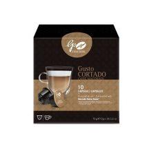 GUSTO CORTADO kávékapszula - 10db