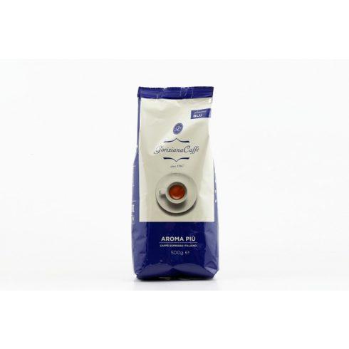 GORIZIANA CAFFÉ AROMA PIÚ szemes kávé 500g
