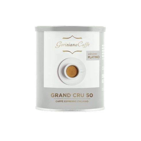 GORIZIANA CAFFÉ Grand Cru  őrölt kávé fémdobozos 250g