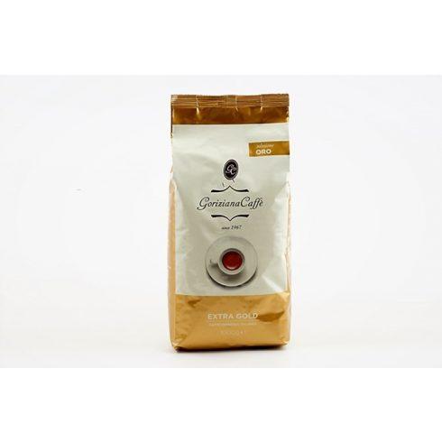 GORIZIANA CAFFÉ EXTRA GOLD  szemes kávé 250g
