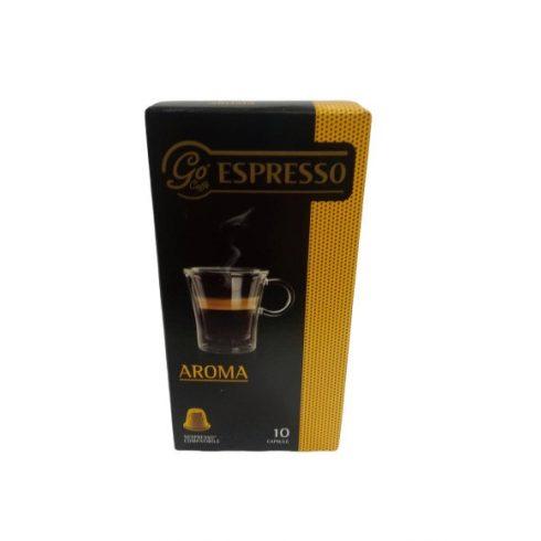 Goriziana Espresso AROMA kávékapszula 10x5,6g