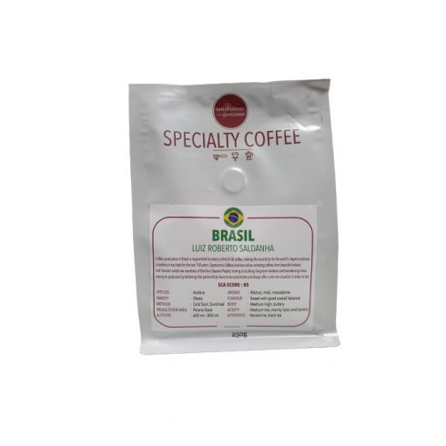 GORIZIANA SPECIALTY Brazil szemes kávé 250g