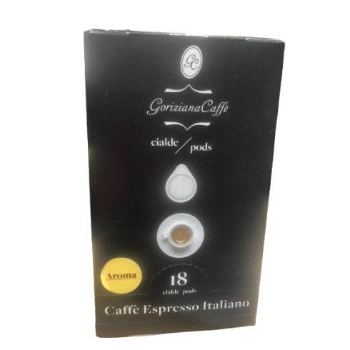 GORIZIANA CAFFÉ kávépod E.S.E pod Aroma 20db