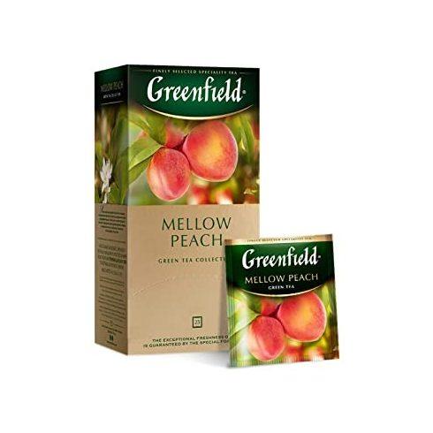 Greenfield tea filteres Peach Mellow