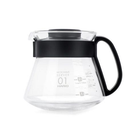 HARIO COFFEE SERVER V60-01 MICROWAVE-450ml