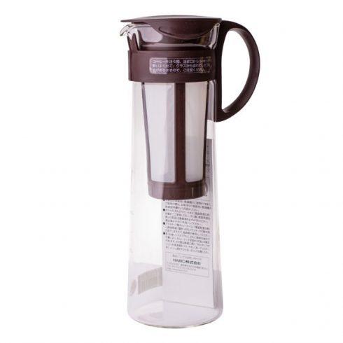 HARIO Mizudashi Coffee Pot  - hideg kávékészítő kancsó barna 1000ml