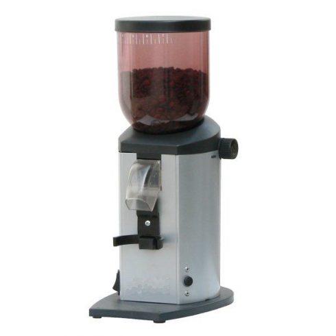 Iberital Challenge ezüst kávéőrlő, kávédaráló