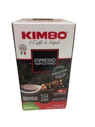 KIMBO ESPRESSO Napoletano kávé pod ESE pod 18x7g