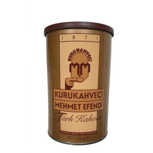 KURUKAHVECI MEHMET EFENDI őrölt kávé török kávéhoz 250g