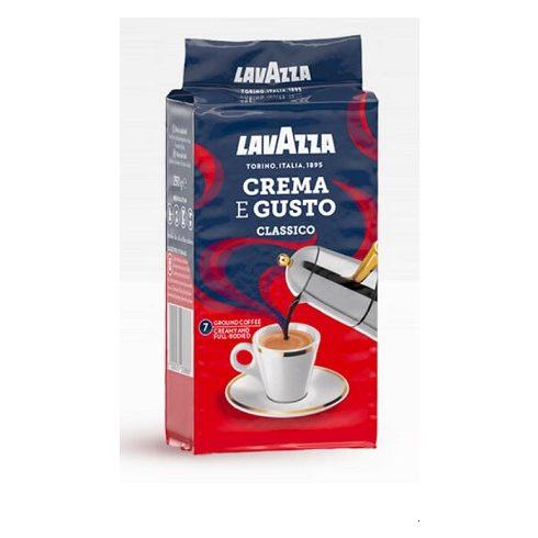 LAVAZZA Crema E Gusto Classico őrölt kávé 250g