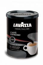 LAVAZZA CAFFÉ ESPRESSO őrölt kávé fémdobozos 250g