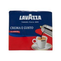 Lavazza Crema e Gusto őrölt kávé 2 x 250g