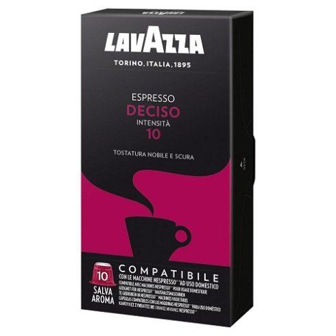 Lavazza Nespresso kapszula Decisio 10x5g