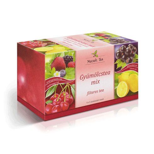 Mecsek Tea Gyümölcstea MIX (4x5x2g)