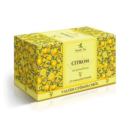 Mecsek Tea Citrom gyümölcstea 20x2g