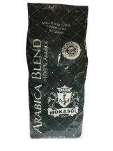 MOKASOL ARABICA szemes kávé 1000g -új design