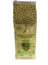MOKASOL GRAN BAR szemes kávé 250g