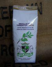 MOKASOL ORGANIC bio őrölt kávé 250g