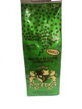 MOKASOL ARABICA őrölt kávé 250g