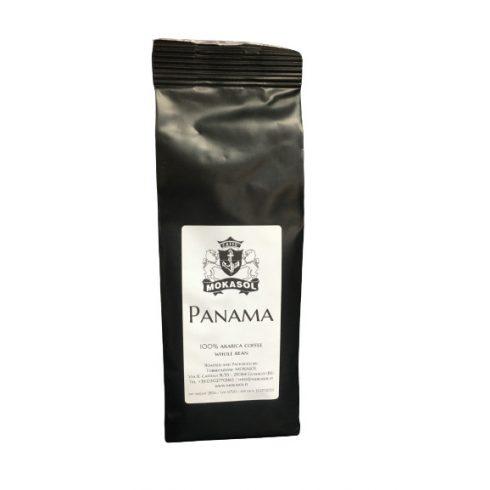 MOKASOL PANAMA single origin szemes kávé 250g