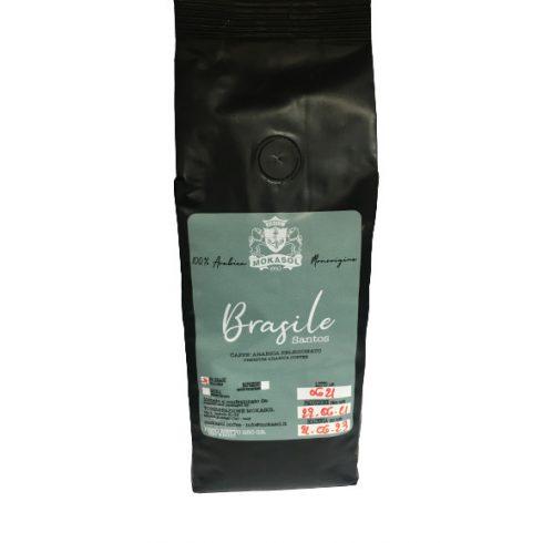MOKASOL BRASILE SANTOS GUAXUPE  single origin szemes kávé 250g