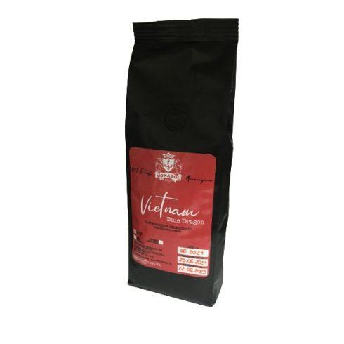 MOKASOL VIETNAM WET DRAGON 100% robusta single origin szemes kávé 250g