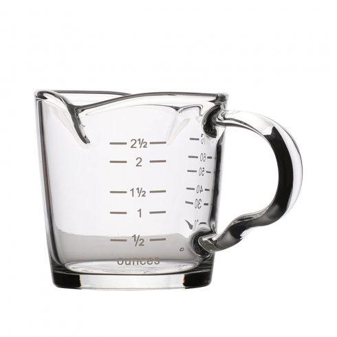 Mércés pohár 15-60ml
