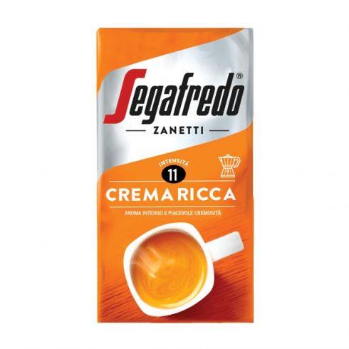 Segafredo Crema Ricca őrölt kávé 250g