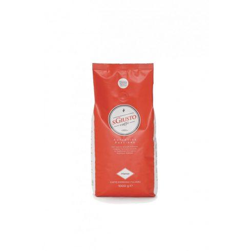 S.GIUSTO Intenso szemes kávé 500g